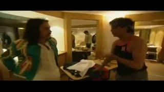 Shahrukh khan (SRK) meets Aamir khan, backstage during a show, old rare video. (Must Watch)