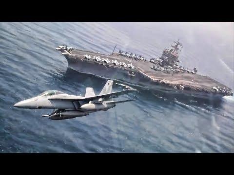 F/A-18 Super Hornet Hi-Speed Low-Level Maneuvers • Cockpit View