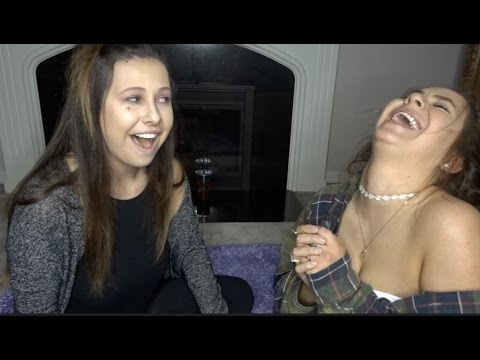 Xxx Mp4 DRUNK MAKEUP TUTORIAL WITH MY SISTER 3gp Sex