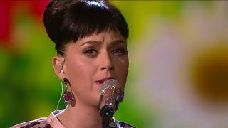 Katy Perry  -   Yesterday (Tribute to The Beatles, 2014), 720p, HQ audio
