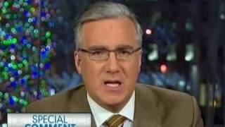 Keith Olbermann's Special Comment On Obama's Tax Compromise
