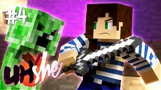 STACY VS THE CREEPER - Boo!HSHE (EP.4)