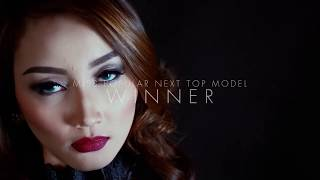 Sang Penantang Pertama | ANDREA Aylin | Miss POPULAR 2017 Next Top Model