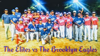 ⚾ 14U Elites vs The Brooklyn Eagles - 2017
