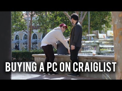 I bought a USED PC on Craigslist. Here s what happened