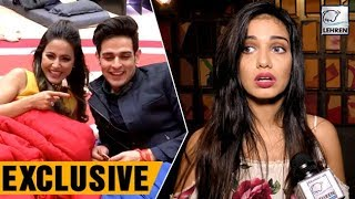 Divya Agarwal REACTS On Priyank & Hina's Link Up In Bigg Boss 11