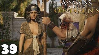 Assassin's Creed Origins #39 - La Voie Des Gabiniani - royleviking [FR HD PC]