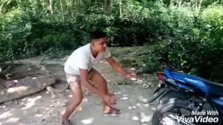 ডিজিটাল বাইক চোর _না দেখলে মিস _(কান্তপুর)