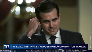 Puerto Rico Corruption Scandal EXPOSED