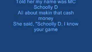 Schoolly D - P.S.K (What Does It Mean?) Lyrics