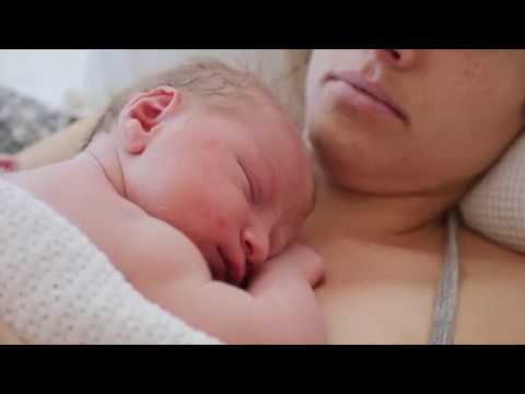 HOME BIRTH VLOG | All Natural 2 Hour Labour