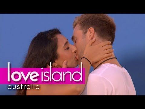 Xxx Mp4 39 Dare You To Give Josh A Better Kiss 39 Love Island Australia 2018 3gp Sex