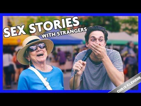 Xxx Mp4 SEX STORIES WITH STRANGERS Chris Klemens 3gp Sex
