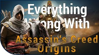 GAME SINS | Everything Wrong With Assassin's Creed: Origins