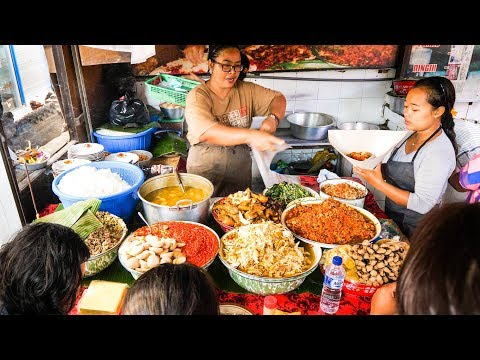 Xxx Mp4 Street Food Tour Of Bali INSANELY DELICIOUS Indonesian Food In Bali Indonesia 3gp Sex