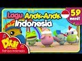 Download Video Lagu Anak Balita Indonesia | Pok Ame Ame & Lain-lain | Didi & Friends | 59 Menit 3GP MP4 FLV