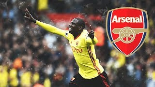Abdoulaye Doucouré  - Welcome To Arsenal?  -  Amazing Goals, Skills, Tackles - 2018 - HD