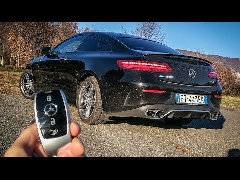Mercedes E53 AMG Coupè This is AMG s First Hybrid Sub ENG