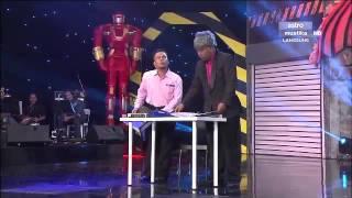 Maharaja Lawak Mega 2013 - Akhir - Tema Bebas - Jambu