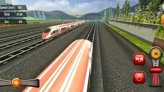 Euro Train Racing 2018 3D Games - Android Gameplay #Kids Games Download #Free Trains Games To Play