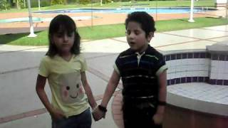 Hugo henrique - Mini luan Santana - Karol - Amar não é pecado