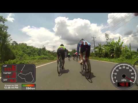 RoadBike at Speed 50+ kph
