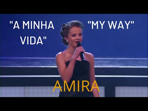 """MY WAY"" by Amira & Friends (Comme d'Habitude)"