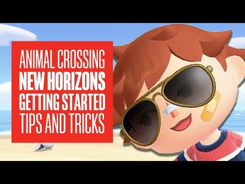 Animal Crossing New Horizons Our Best Tips and Tricks for Getting Started