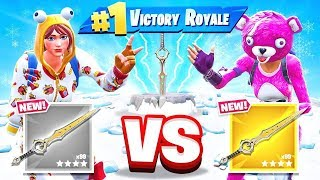 SWORD Paper SCISSORS *NEW* Game Mode in Fortnite Battle Royale