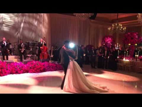 Sofia Vergara's & Joe Manganiello First Dance As Husband And Wife