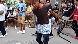 رقص دق فاجر بالكرسي صالح فوكس مولعها في ارض عزيز عزت 2018