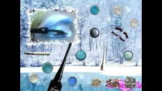 IceQueen Eye Makeup