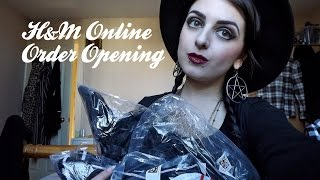 H&M Online Order Opening! (HOME STUFF + CLOTHES)