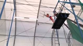 Ava Trapeze Flight 1