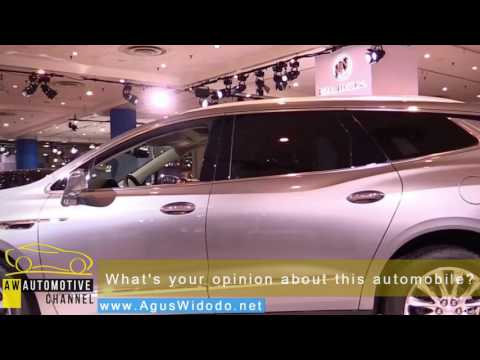 Buick Enclave   2018 give Review Scores to this new Car Autos 1 for min and 100 for max points