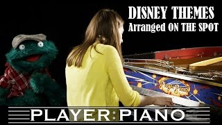 Disney Themes (On The Spot) - PLAYER PIANO