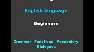 Solagroups.com barashada luqada Ingiriiska - Beginners
