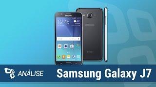 Smartphone Samsung Galaxy J7 [Análise] - Tecmundo