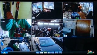Swann - PRO SERIES HD Securiity 720P Camera Test   SWDVK-815908