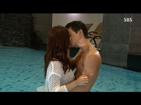 Xxx Mp4 김지훈·남상미 수영장서 달달한 키스 결혼의 여신 11회 3gp Sex