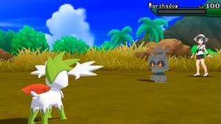 This is Why Shaymin Sky is The Best. Pokemon Ultra Sun Ultra Moon. (8D Audio 1080p)