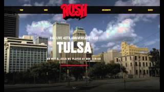 RUSH R40 Tulsa 5-8-2015 Full Show