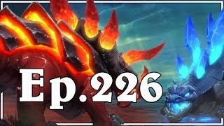 Funny And Lucky Moments - Hearthstone - Ep. 226