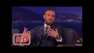 [Talk Shows]Conor Mcgregor Predicts Victory over Floyd Mayweather back in 2015 on Conan