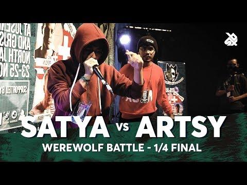 Xxx Mp4 SATYA Vs ARTSY Werewolf Beatbox Championship 2018 1 4 Final 3gp Sex