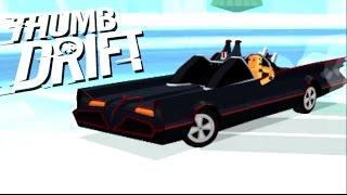 ThumbDrift Car UPDATE Breaking My Own Records Today! NANANA BATMAN!!
