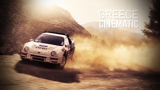 DiRT Rally - Greece Cinematic