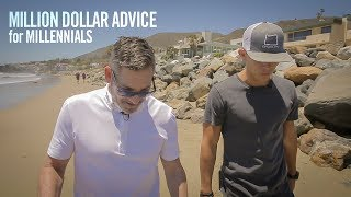 Million Dollar Advice for Millennials - Grant Cardone & Peter Voogd