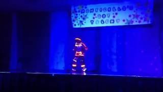 Atul's Robot dance for Talent show