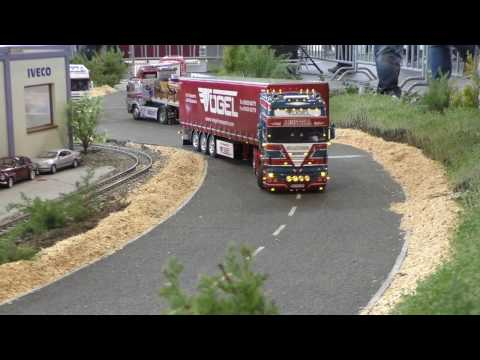 RC Truck Action Friedrichshafen Germany 2016 Special